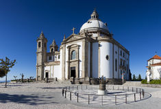 Sanctuary of Sameiro, Braga Royalty Free Stock Photo