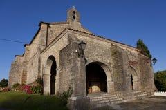 Sanctuary of San Vicente de la Barquera, Cantabria Royalty Free Stock Photos