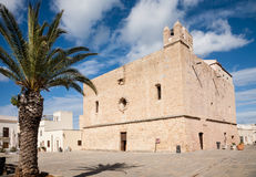 Sanctuary, San Vito lo Capo Royalty Free Stock Images