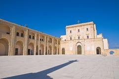 Sanctuary of Santa Maria di Leuca. Puglia. Italy. Stock Image