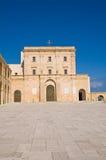 Sanctuary of Santa Maria di Leuca. Puglia. Italy. Royalty Free Stock Image