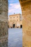 Sanctuary of Santa Maria di Leuca, Salento, Apulia, Italy Royalty Free Stock Images