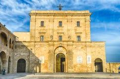 Sanctuary of Santa Maria di Leuca, Salento, Apulia, Italy Royalty Free Stock Photo