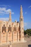 Sanctuary of Santa Maria Magdalena in Novelda Stock Image