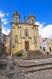 Sanctuary of SS. Cosma e Damiano. Ugento. Puglia. Italy. Royalty Free Stock Image