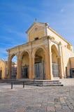 Sanctuary of St. Maria del Canneto. Gallipoli. Puglia. Italy. Stock Photos