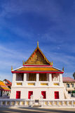 Sanctuary in temple Stock Image