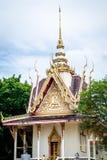 Sanctuary temple stock image
