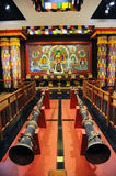 Sanctuary of Tibetan Buddhism Royalty Free Stock Photos