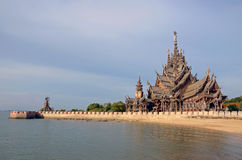 The Sanctuary of Truth Royalty Free Stock Images