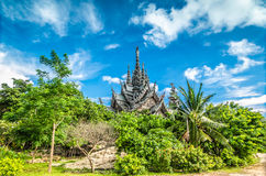 Sanctuary of truth Royalty Free Stock Photography