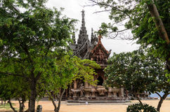 Sanctuary of truth Royalty Free Stock Photos
