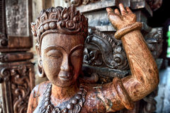 Sanctuary of Truth, Pattaya Stock Photos