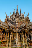 The Sanctuary of Truth Royalty Free Stock Image