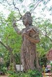 The Sanctuary of Truth, Pattaya Stock Photo