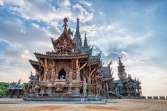 The sanctuary of truth Royalty Free Stock Photos