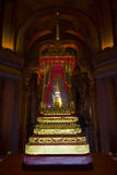The sanctuary of truth - Pattaya, Thailand Royalty Free Stock Image