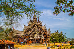 Sanctuary of Truth Stock Image