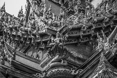 Sanctuary of Truth Royalty Free Stock Image