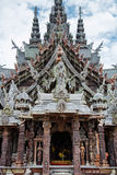 The Sanctuary of Truth Royalty Free Stock Photography