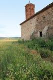 Sanctuary of Virgin del Campo Camarillas Teruel Aragon royalty free stock photo