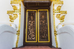 Sanctuary wat Thailand. In Chiang mai , Thailand Stock Photography