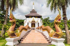 Sanctuary wat Thailand Stock Photography