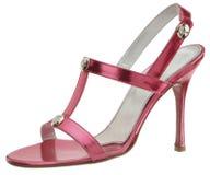 Sandália da mulher Imagem de Stock Royalty Free