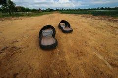 A sandália livra Imagens de Stock