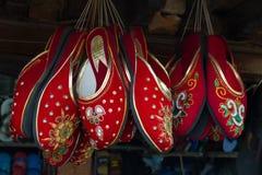 Sandálias de suspensão Imagem de Stock