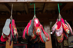 Sandálias de suspensão Fotos de Stock