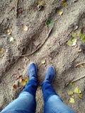 Sand Lizenzfreies Stockbild