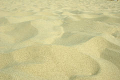 Sand. At the beach from the island Usedom, Germany stock image