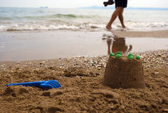The sand Royalty Free Stock Image