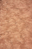 Sand. Dry soil from a lower view Stock Photos