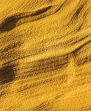Sand. Texture. Ideal for backgrounds Royalty Free Stock Photos
