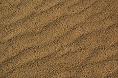 The sand Stock Image