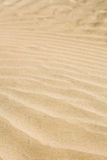 Sand. Dersert Sand useful as a background Stock Images