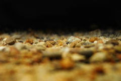 Sand. Macro picture of sand royalty free stock photography