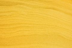 Sand. Texture Stock Photo