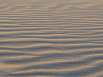 Sand. Waves on sand Royalty Free Stock Photos