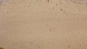 Sand-Abfluss Stockfotografie