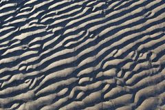 Sand abstract background Stock Photography