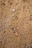 Sand - aggregate Royalty Free Stock Photo