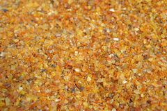 Sand of amber Stock Images
