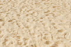 Sand as background Royalty Free Stock Photography
