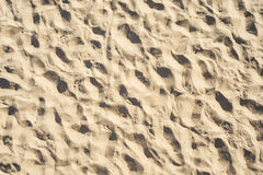 Sand as background Stock Photo