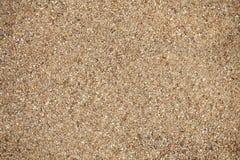 Sand background. Seamless sand background close-up Stock Image
