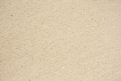 Sand background. Or texture (taken in Cuba Royalty Free Stock Images