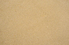Sand background at beach Royalty Free Stock Images